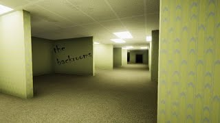 """""""The Thing in The Backrooms"""" Creepypasta"""