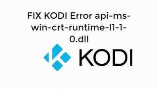 api-ms-win-crt-string-l1-1-0.dll missing fix