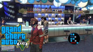 GRAND THEFT AUTO V | I THREW $20K PARTY IN MY PENTHOUSE