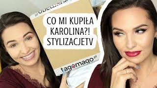 😮 StylizacjeTV kupiła mi ŚWIATECZNE zestawy kosmetyków z ALLEGRO SMART 🙈