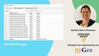 P02 PDOK plugin