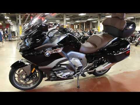 2021 BMW K 1600 GTL in New London, Connecticut - Video 1