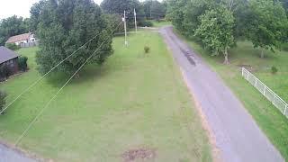 Hubsan H123D X JET FPV in my neighborhood a fun little race quad / drone