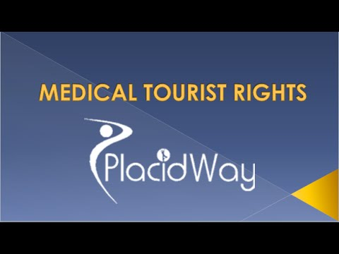 What are the Medical Tourists Rights Video