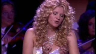 "Mirusia & Andre Rieu  ""Wishing you were somehow...."" &  ""All I Ask Of You"""