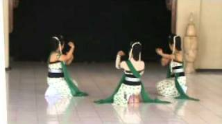 Tari Sunda klasik Mayang Kraton-TMII 2009