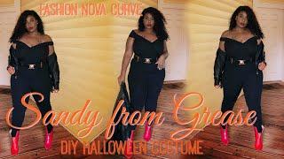 Fashion Nova Curve DIY Sandy From Grease Costume