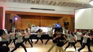Jassmine Yumul's Cotillion: Modern Dance/Hip Hop Medley (Move x Ooh Ahh x Wedding Dress x Forever)