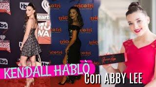 Kendall Volvió A Ver A Abby Lee -QUE HA HECHO KENDALL VERTES 2017-2019