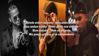 El Alfa, Yandel, Myke Towers   Dembow Y Reggaeton LETRA