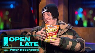Open Late with Peter Rosenberg - Lil Xan On Quitting Music & 2Pac + Dave East, Styles P, & Curren$y