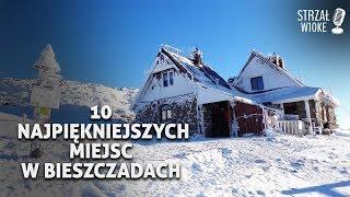 10 Najpiękniejszych miejsc w Bieszczadach