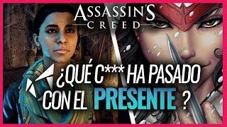 ¿Qué C*** ha pasado con el PRESENTE de Assassin's Creed? Videojuegos vs Cómics | CRÍTICA REFLEXIÓN