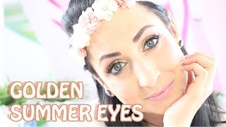 Golden Summer Eyes