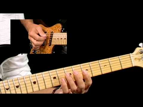 Solo Play Along - Rock Guitar Lessons for Beginners - Jump Start
