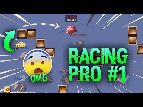 Transformice - EPIC Racing FIRST Gameplay #5 [BURLAS