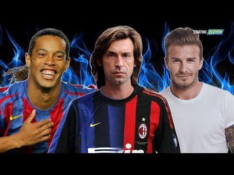 Pemain Bola Yang Mustahil Dibenci Banyak Orang, Nyaris Tak Punya Haters ● Starting Eleven