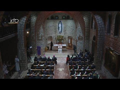 Crèche de Noël : la lettre du pape François