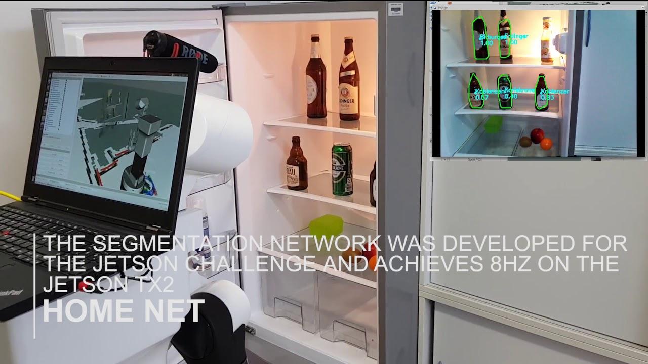 Ученые создали робота, который приносит пиво из холодильника - Фото 1