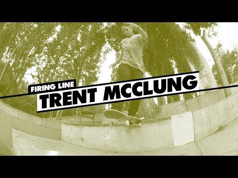 Firing Line: Trent McClung