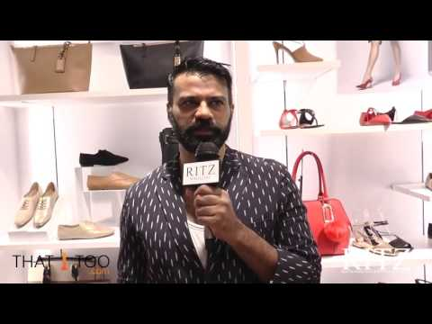 Ritz Aldo Shoefie Party : Chaitanya Rao