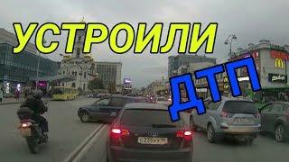 АВАРИЯ, ДВЕ СПЛОШНЫЕ И ДВА НАРУШИТЕЛЯ | Екатеринбург