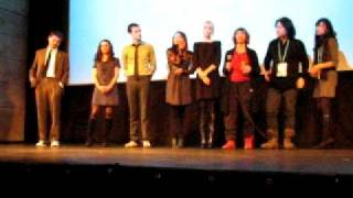 "Кристин Кройк, Cast & crew Q&A at ""Vampire"" Sundance World Premiere"
