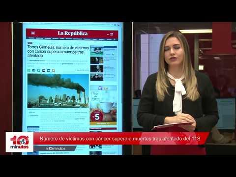 Lectura de sentencia contra Sendero Luminoso por caso Tarata - 10 Minutos Edición Mediodía