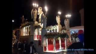 preview picture of video 'Fiero di essere di Orta Nova - Festa Patronale Sant'Antonio 2014 ad Orta Nova'
