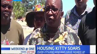 Housing Kitty Soars: Over 275,000 Kenyans have registered through Boma yangu Portal