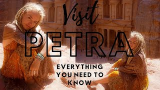 Travel Guide to PETRA!