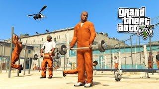 Где Скачать И Как Установить (МОД Тюрьма v0.2 для GTA 5)