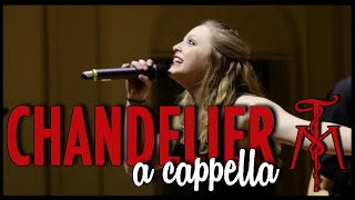 """Chandelier"" (Sia) - Twisted Measure A Cappella"
