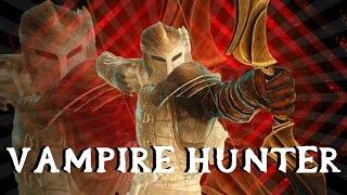 Skyrim Builds - The Vampire Hunter