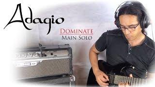Adagio - Dominate - Main solo ( Cover by Joessef )