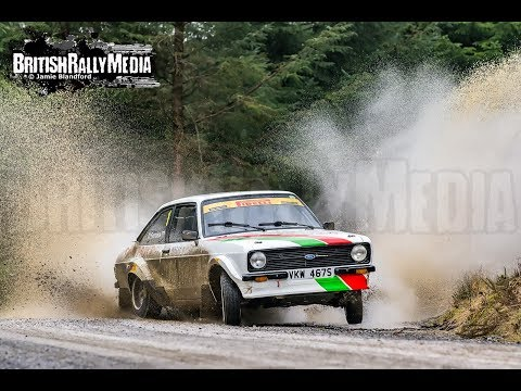 Rally North Wales 2018 - Wet, Wild And Wonderful! (Full Sound - HD)