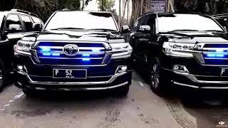 Land Cruiser Facelift Tersedia Untuk Disewa