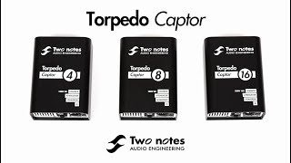 Two Notes Torpedo Captor - 8 Ohms Video