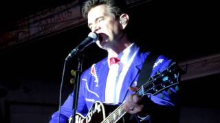 You Don't Cry, Chris Isaak 2011