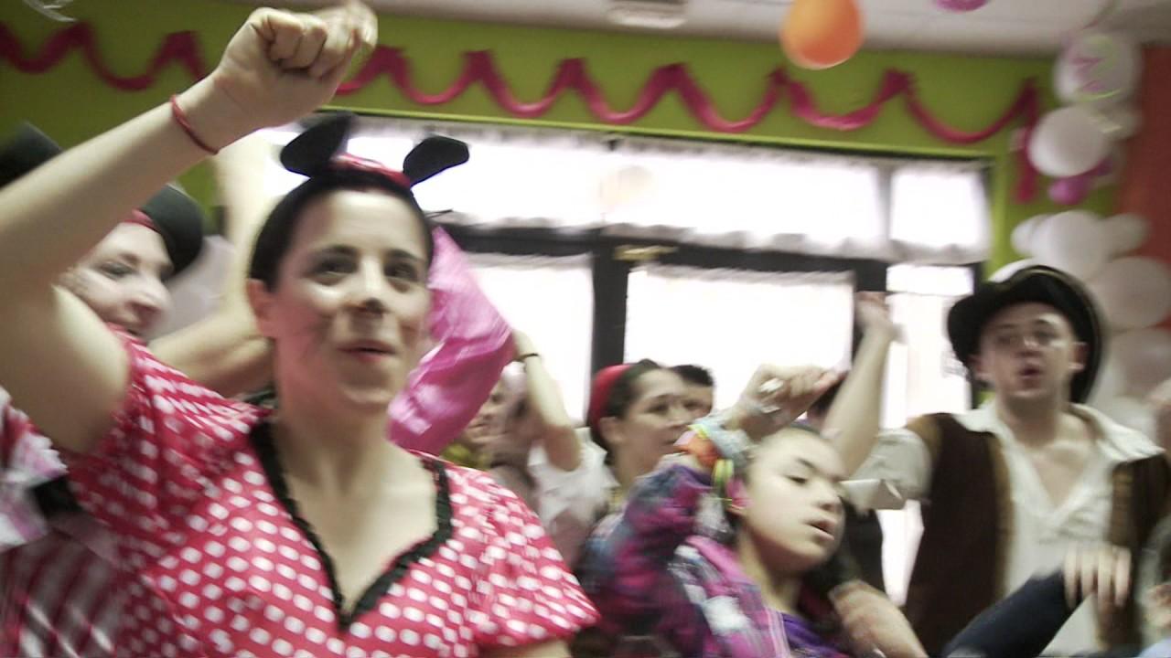 Bailes y coreografías para fiestas de niñas: Minidisco