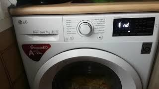 Canción final lavadora LG F4J5TN3W
