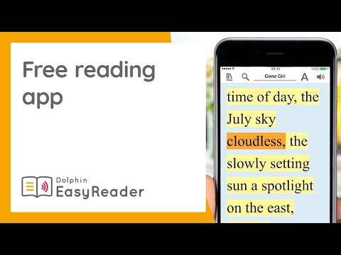 Screenshot of video: Dolphin Easy Reader