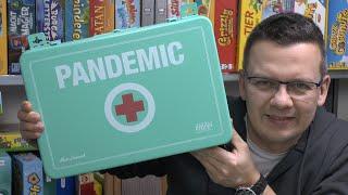 Pandemic bzw. Pandemie (Z-Man / asmodee) - Jubiläumsedition - ab 10 Jahre
