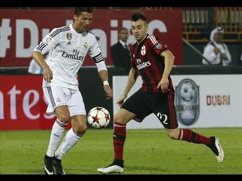 Stephan El Shaarawy vs Real Madrid (Neutral) (Commentary) | Friendly | 30/12/2014 | 72060fps HD