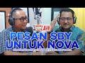 [PODCAST SISI LAIN] Pesan SBY untuk Nova, Bersama Sekjen Partai Demokrat Teuku Riefky Harsya