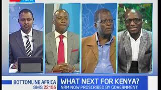 Bottomline Africa: Raila Odinga takes oath as people's president