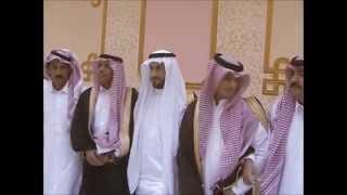 الشاعر مفرج الغربى الدوسرى / فى حفل زواج الشيخ سعود مبارك ابو صغيران العبادين الدوسري تحميل MP3