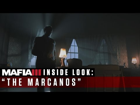 Mafia 3 Inside Look - Les Marcano de Mafia III