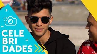 Los Chicos De Cnco Salen A Pasear Por Venice Beach  Un Nuevo Día  Telemundo
