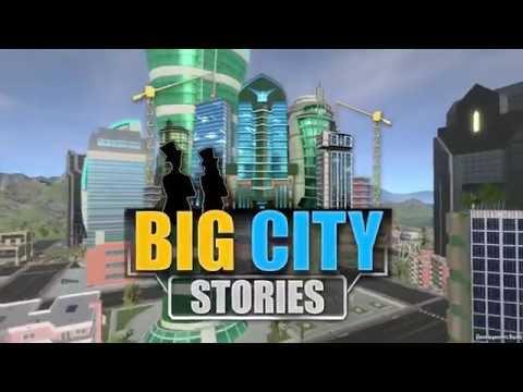 Big City Stories Launch Trailer thumbnail